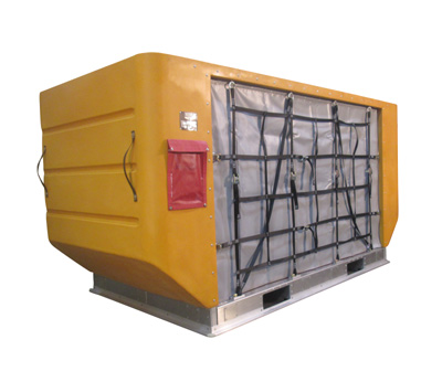 Granger Aerospace LD 8, LD 8, Granger Aerospace Products, Air Cargo Container